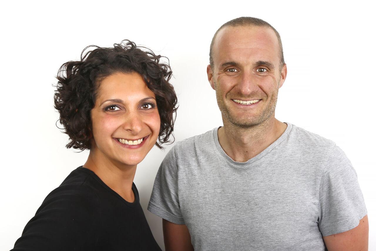 Jochen und Sanaz