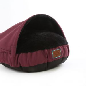 Snuggle Dreamer DarkRed / Black