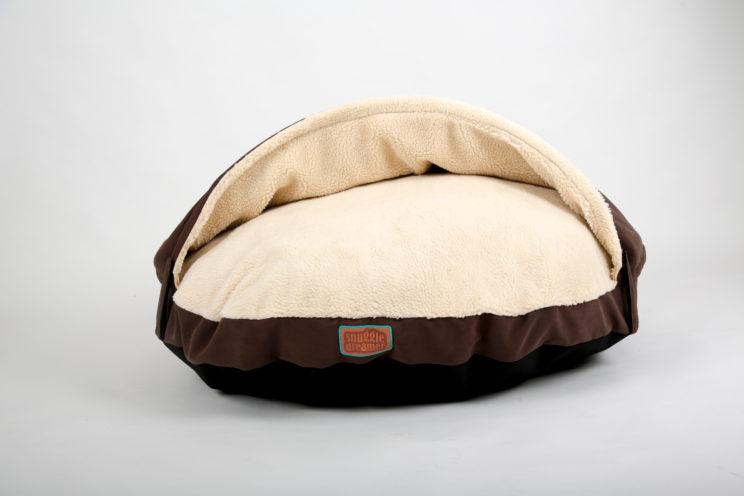 Snuggle Dreamer Chocolate-Ecru